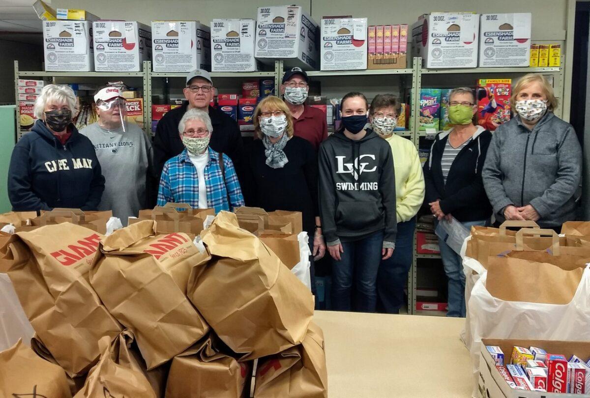 Mount Joy Food Bank Volunteers