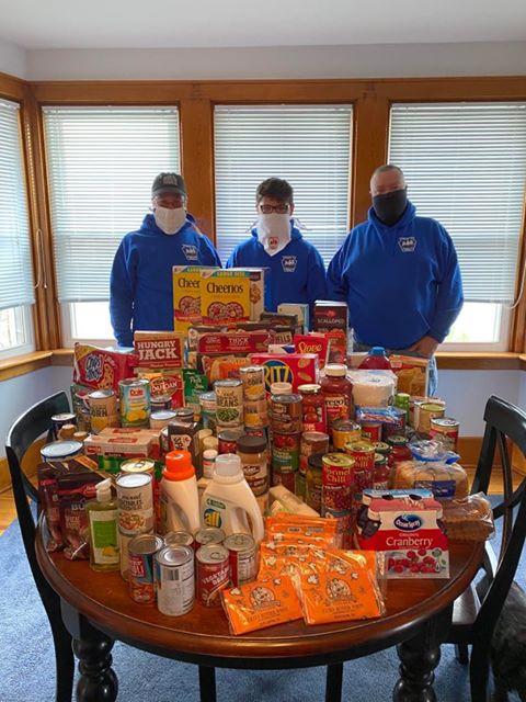 Troop 39 Food Drive Mount Joy Food Bank