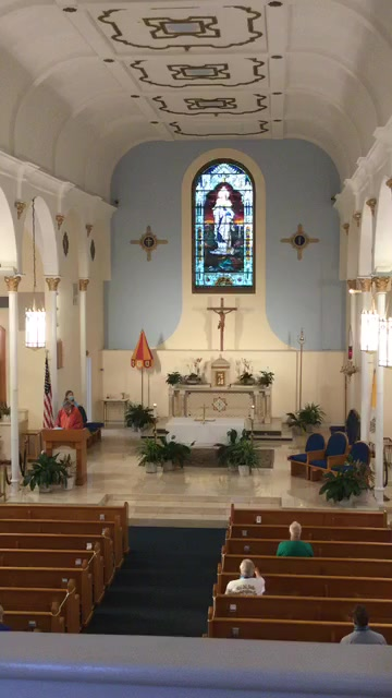 Daily Mass June11, 2020 The Basilica of St. Mary Star of The Sea
