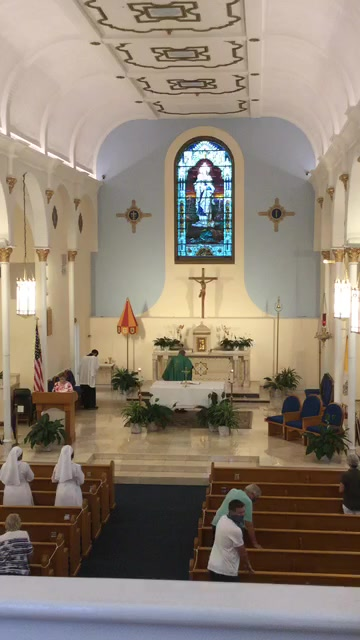 Daily Mass June15, 2020 The Basilica of St. Mary Star of The Sea