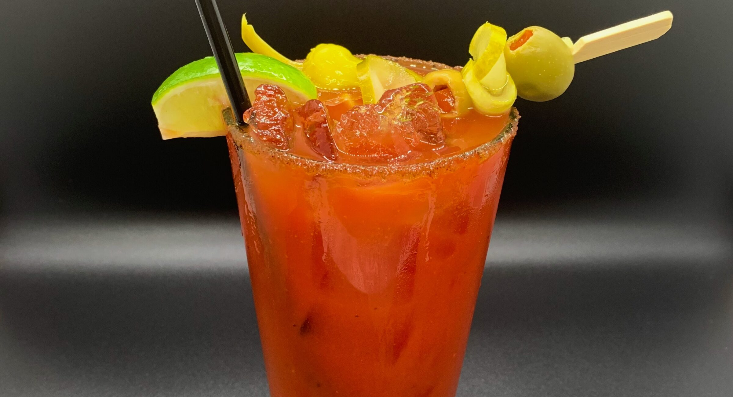 Jodie's Almost Famous Bloody Mary