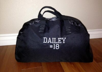 Dailey Gym Bag