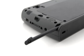 Sci Voice Talking Labquest 2.0 bottom view with removable battery cover stylus Image 5 of 5