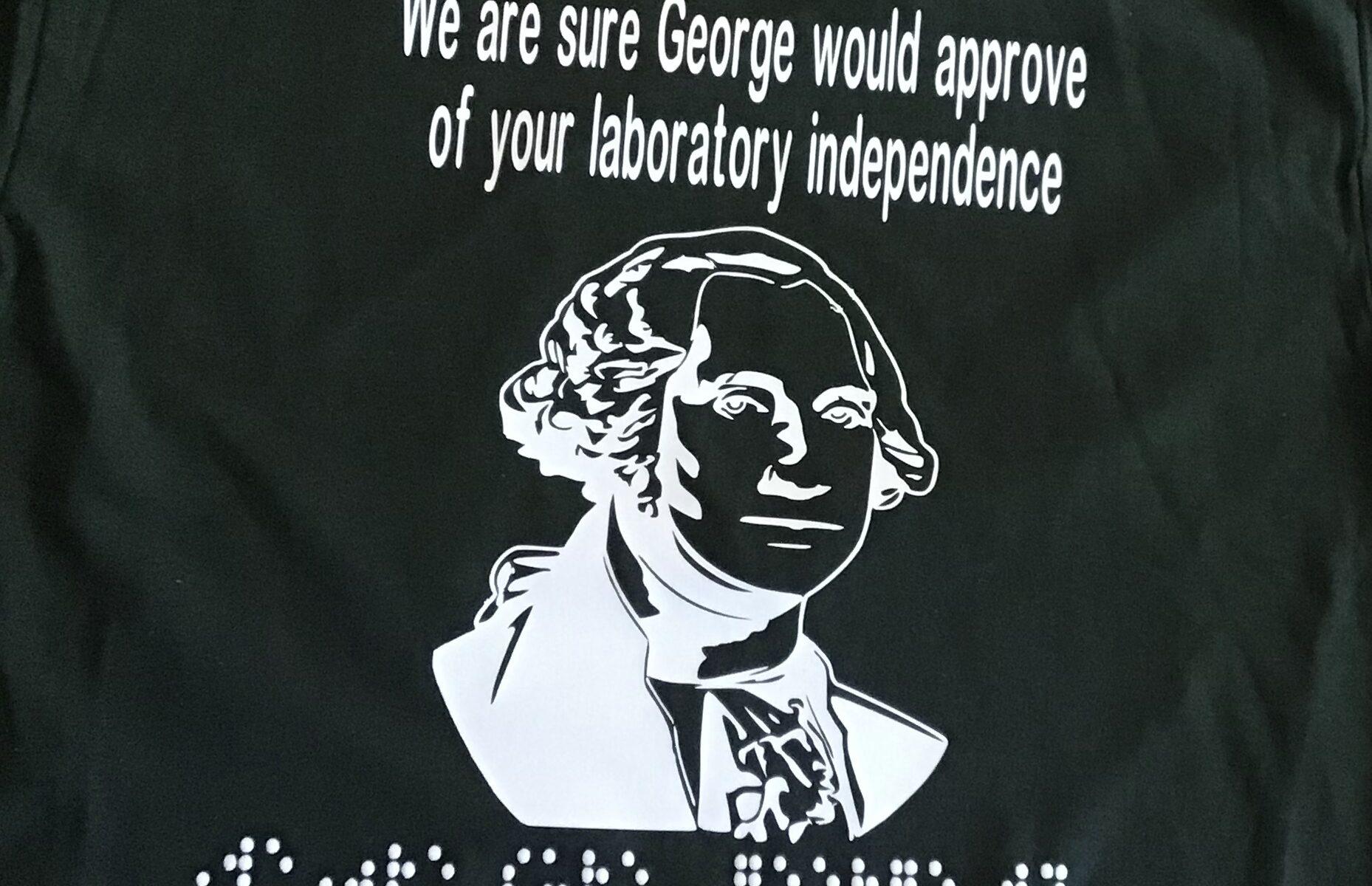 """""""George Washington Independence"""" T-Shirt"""