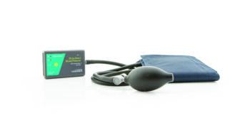 Go Direct Blood Pressure sensor hooked up