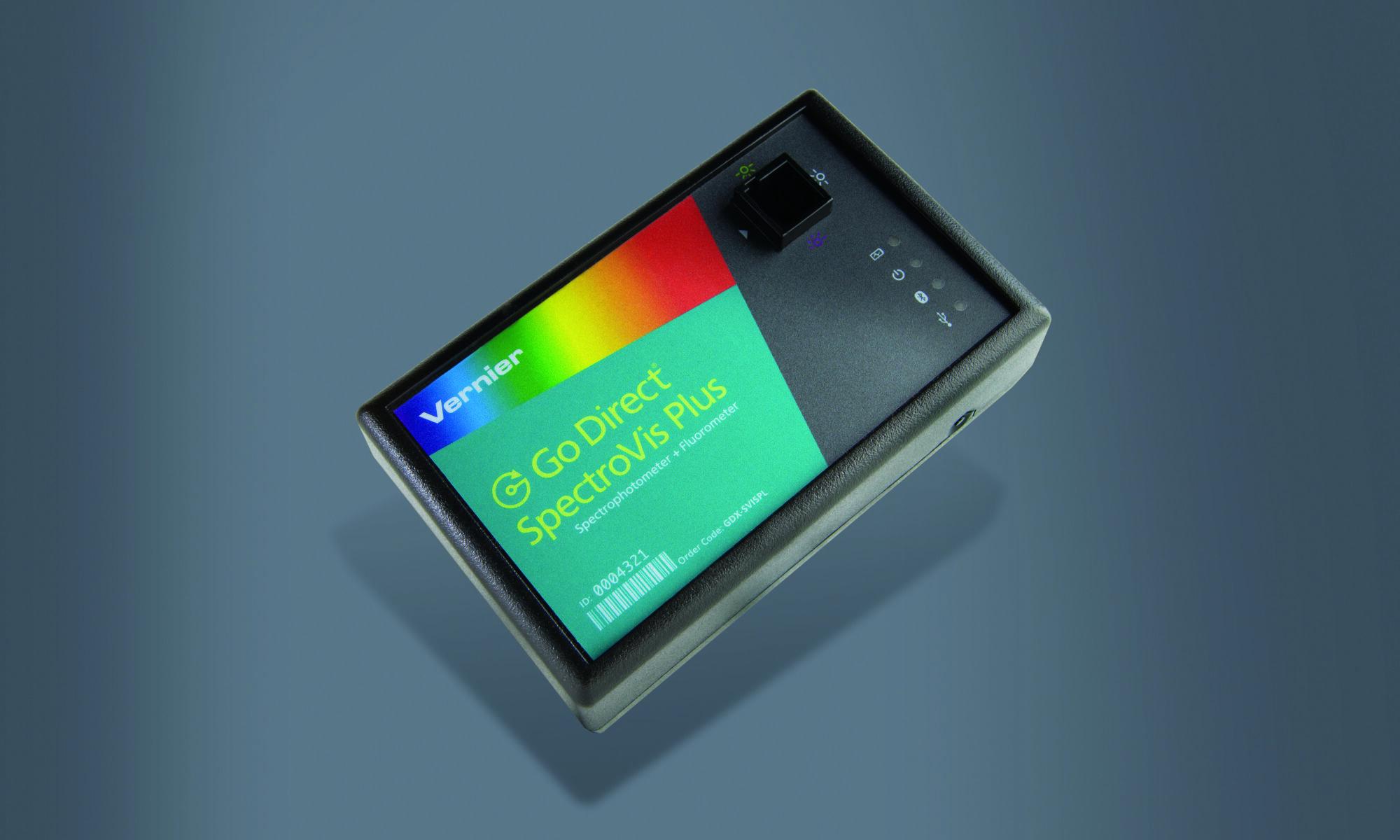 Go Direct SpectroVis Plus Spectrophotometer