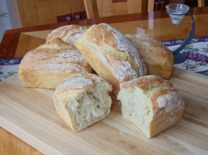 IntroTo Making No-Knead Bread In Batches