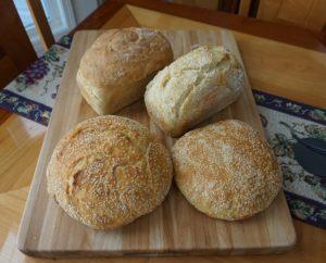 No Knead Bread 101