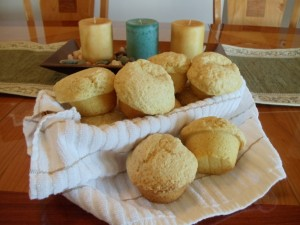 Introduction to Quick Beer Bread (The Muffin You Can Serve as a Dinner Roll)