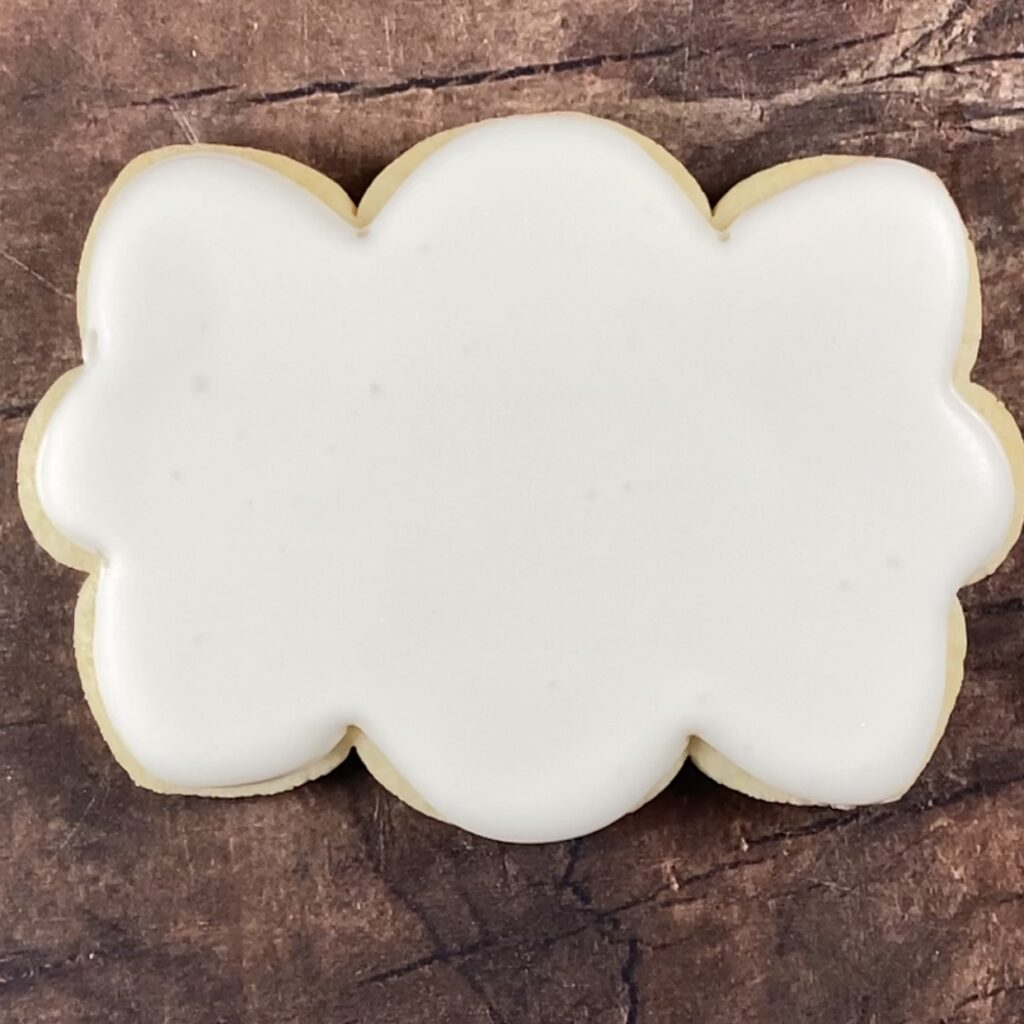Fill cookie with flood