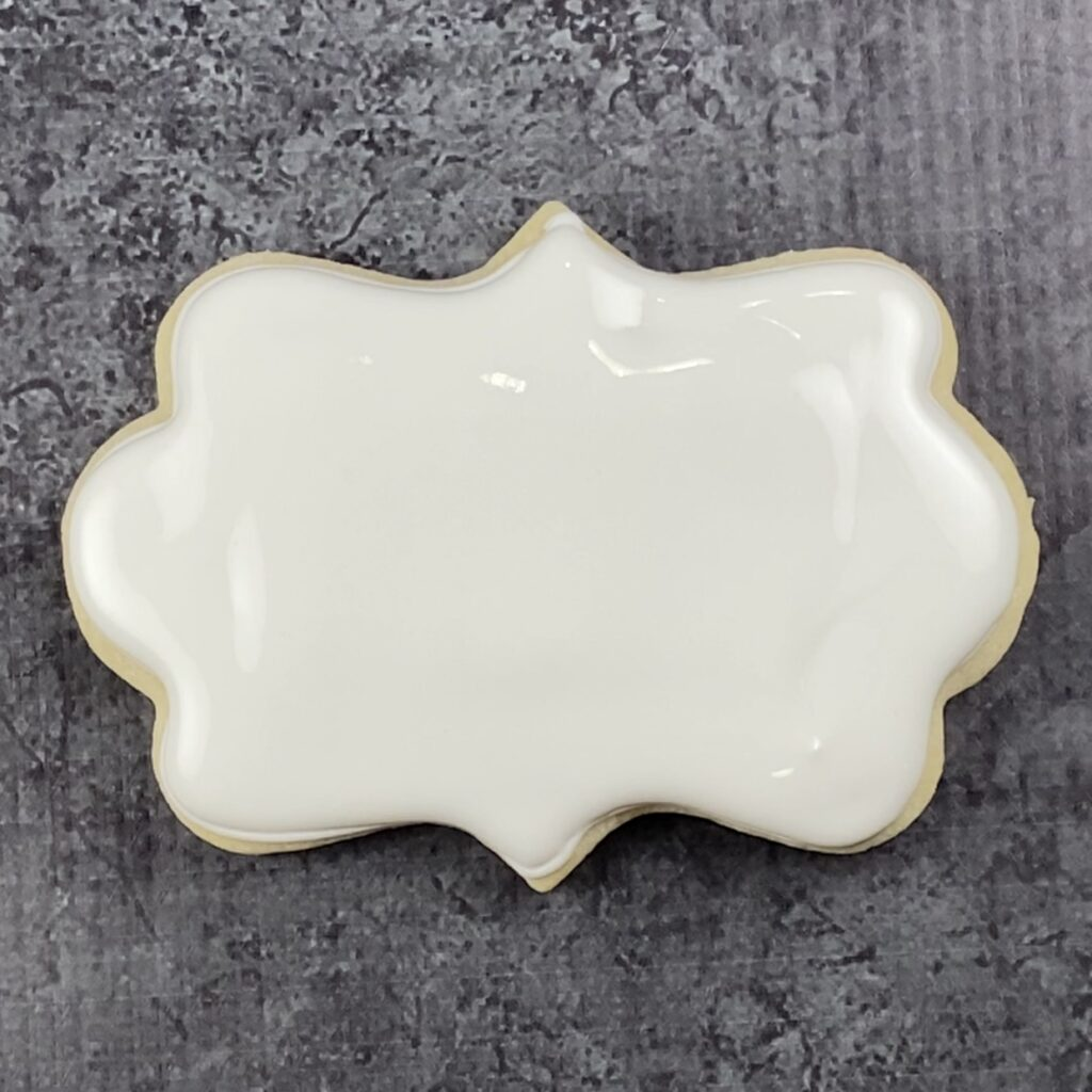 Fill plaque cookie for cancer succs cookies