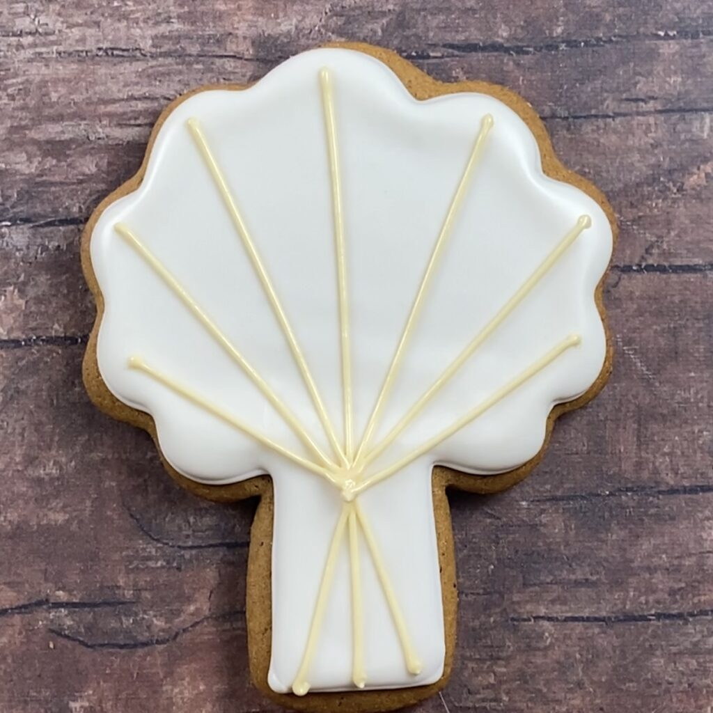 Fall bouquet cookies stems