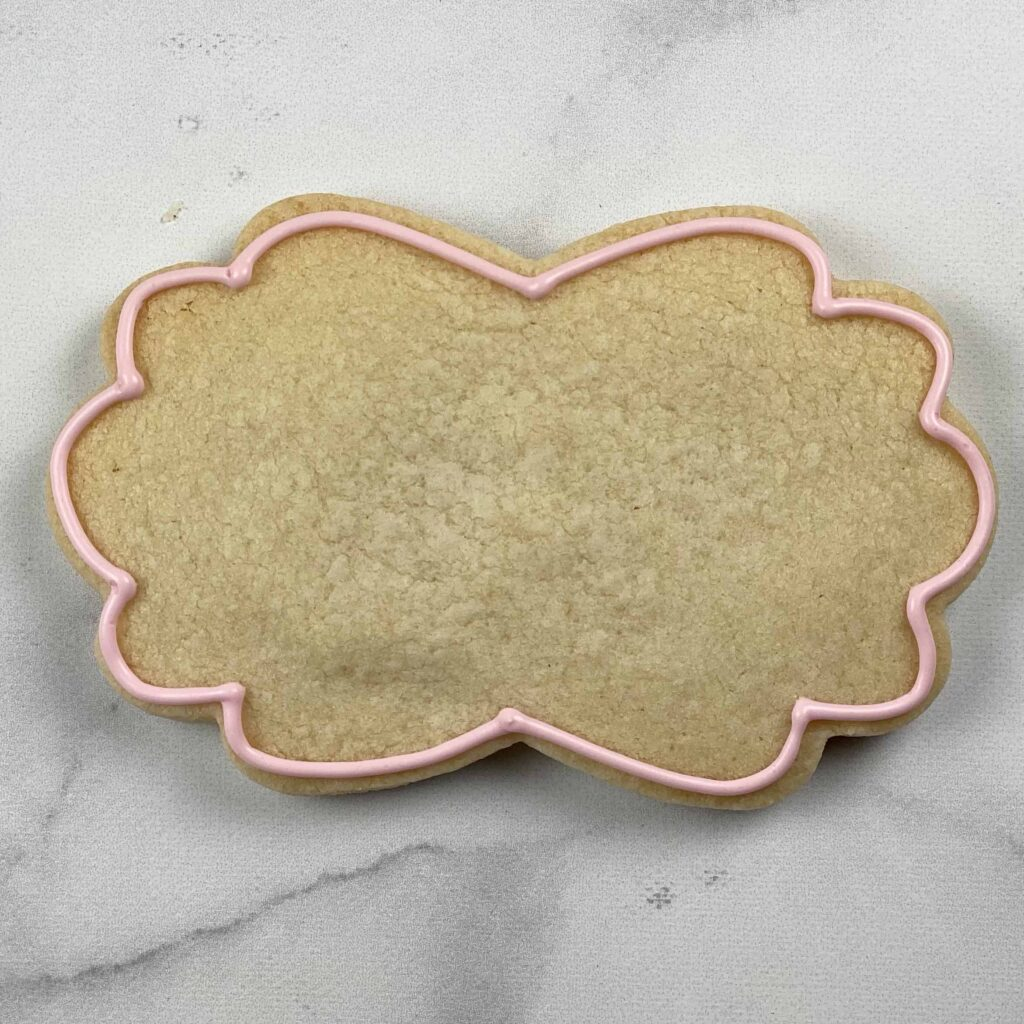 Plaque 1 for Spa-tastic Birthday Cookies