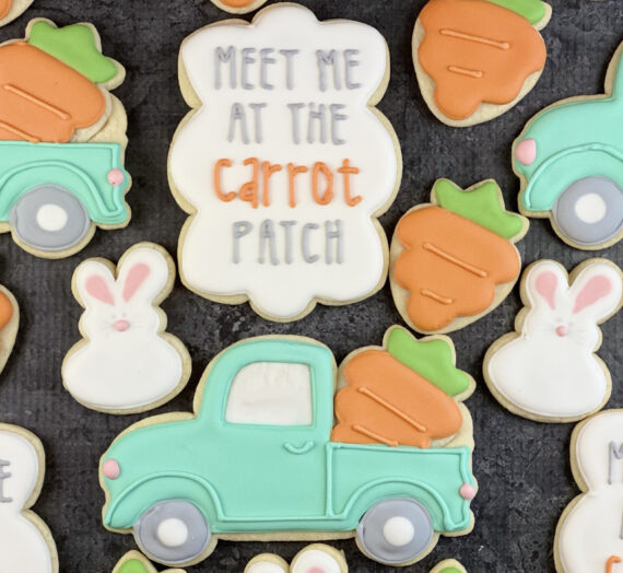 Meet Me at the Carrot Patch