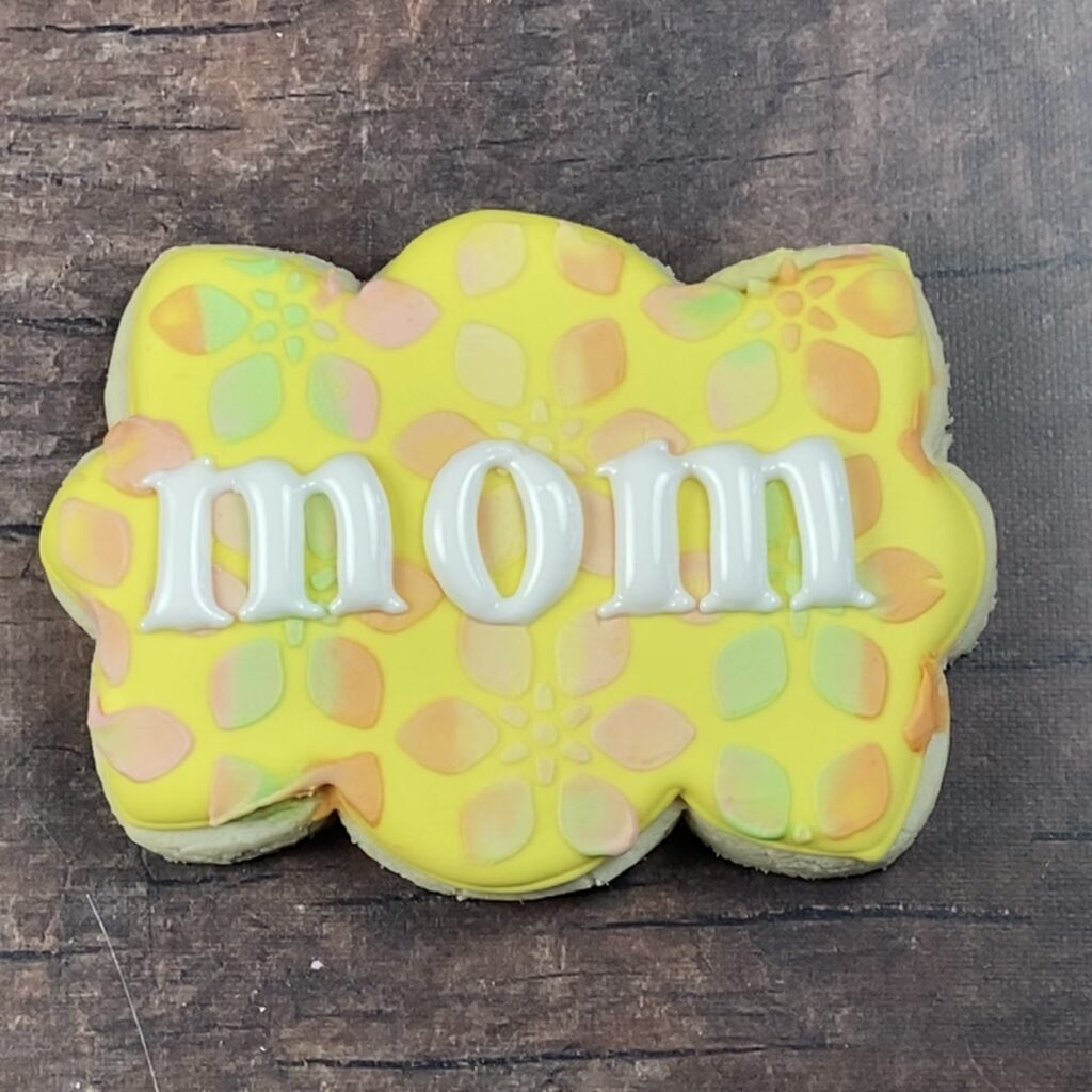 Fill mom letters