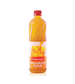 Fruitomans Butterscotch Crush