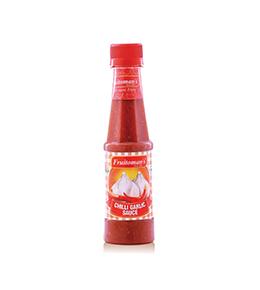 fruitomans chilli garlic sauce