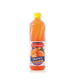 fruitomans orange squash