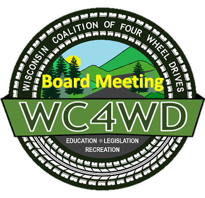 WC4WD BOD Meeting