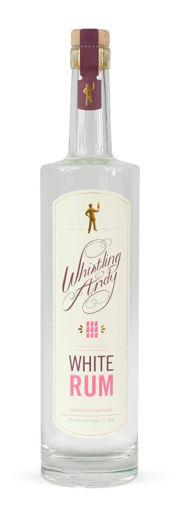 White Rum Bottle Image