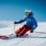 Skier's thumb injury