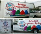 Slushie Box Truck and Van