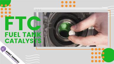 The British Voice Artist - FTC Fuel catalysts