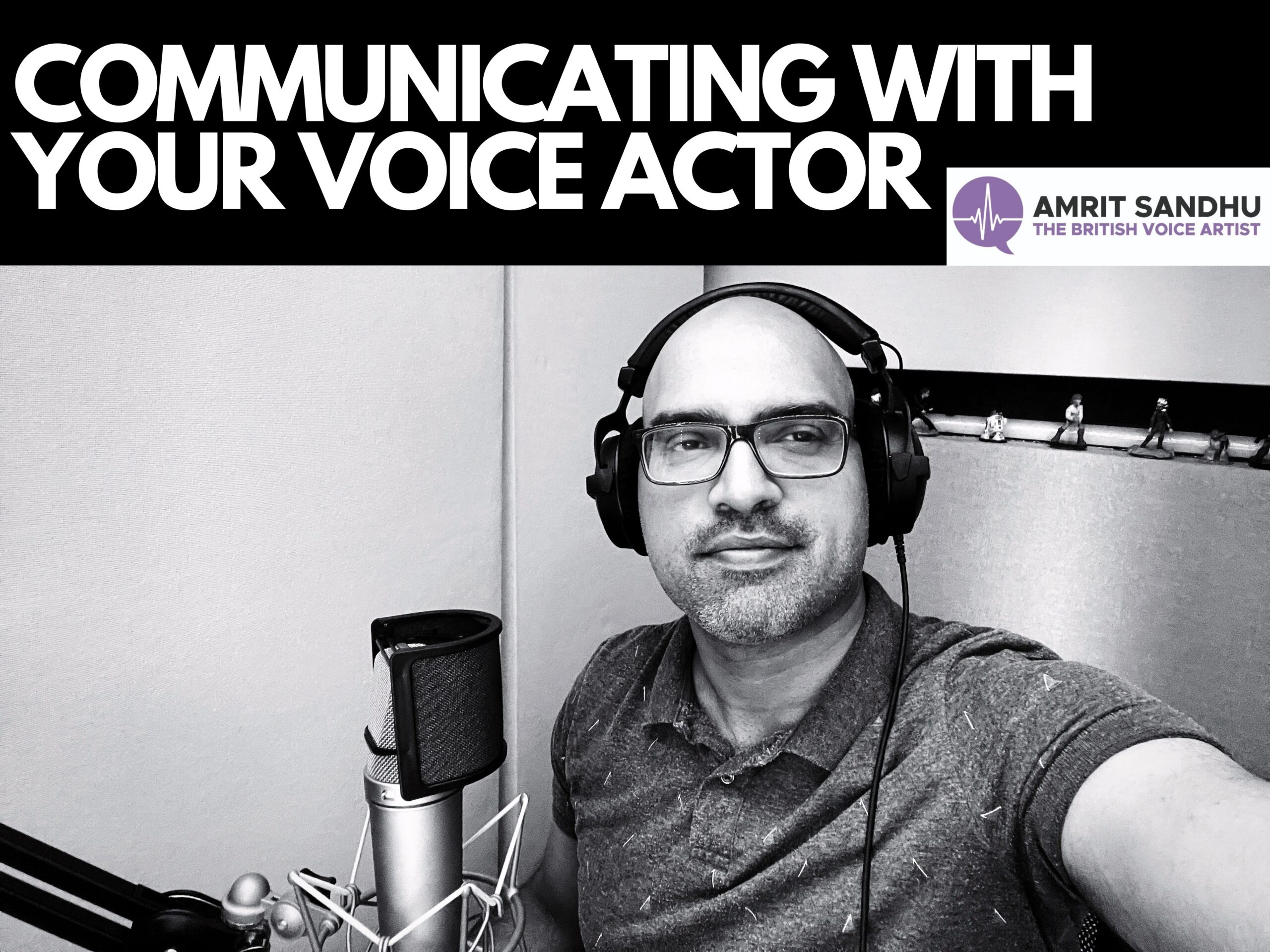 How to Get the Most Out of Your Voice Actor