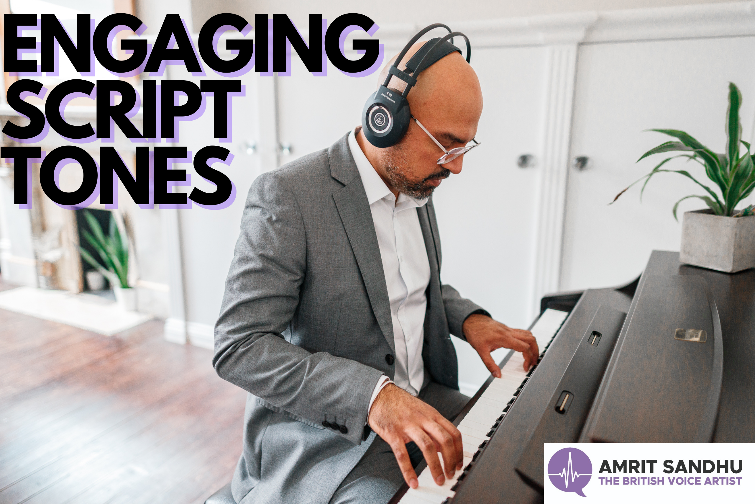 Starting Your Voice-Over Script: Engaging Tones