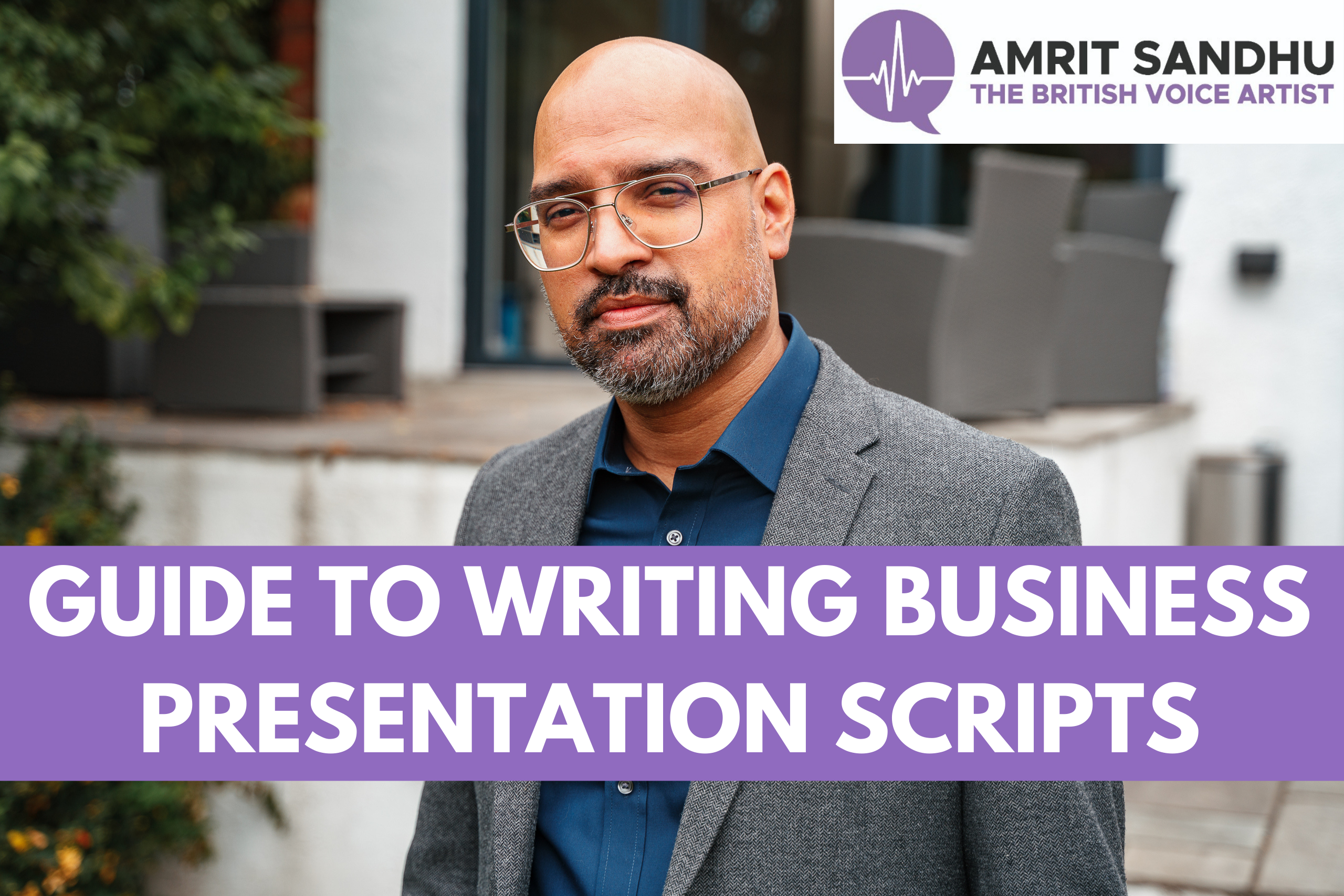 Quick Guide to Writing an Amazing Business Presentation Script