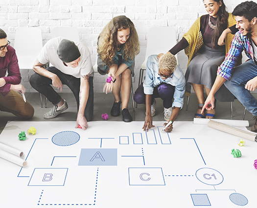 Team-Designing-Workforce-Applications-Workflow-Coreon-Group