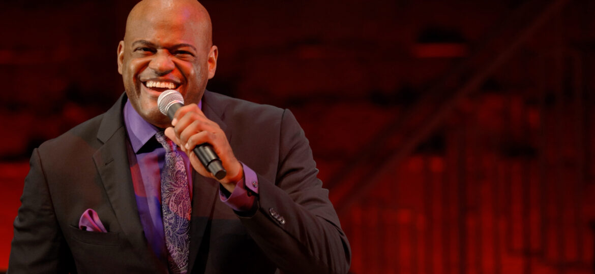 A Little Bit of Broadway with Keith Spencer