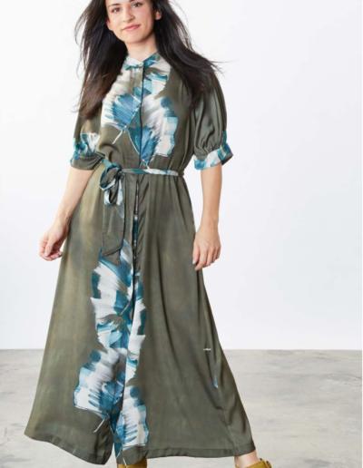 Bryn Walker - Spring, Summer 2022 Printed Augustina Dress