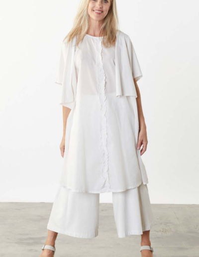 Bryn Walker - Spring, Summer 2022 Tunic with wide-leg pant