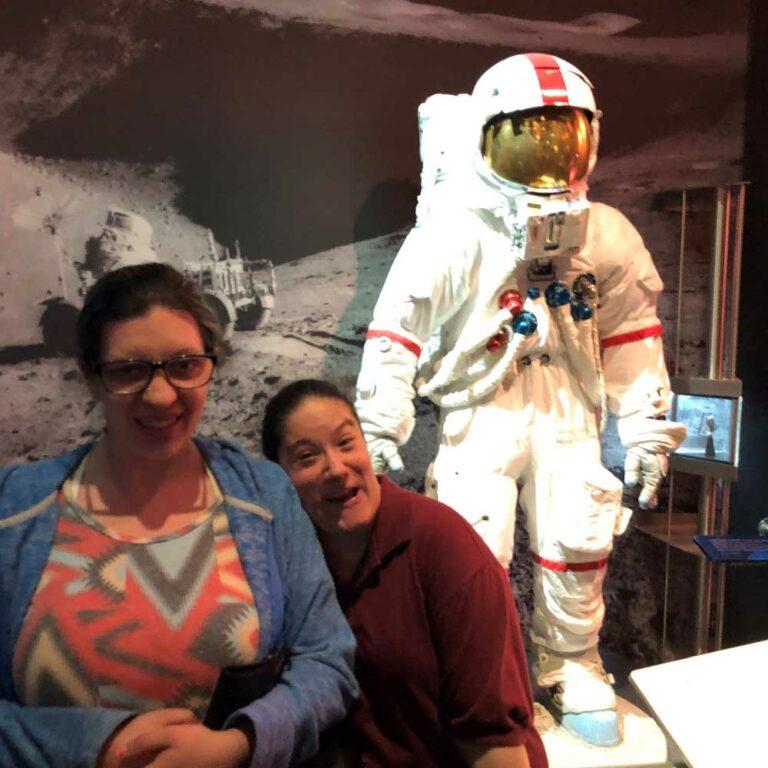Authentic Astronaut Suit