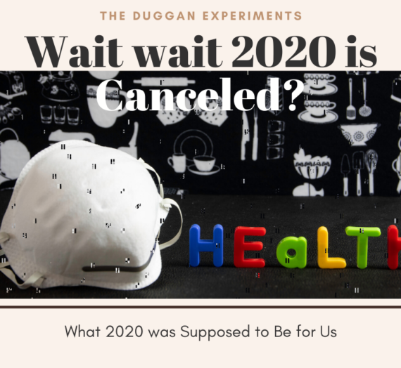 What 2020 was Supposed to be?