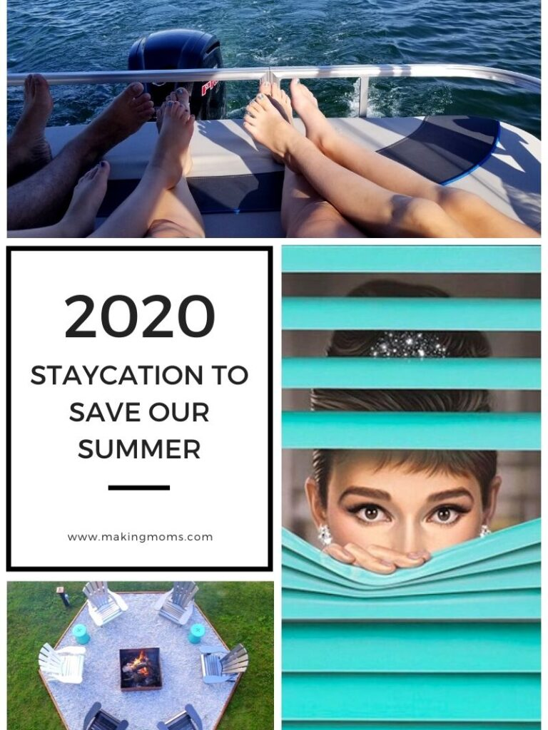 Stay-cations to Save our Summer