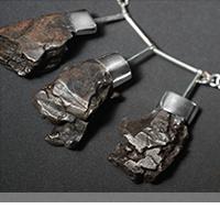 Custom Fine Jewelry from Ancient Meteorites