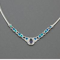 Custom Boulder Opal Fine Jewelry