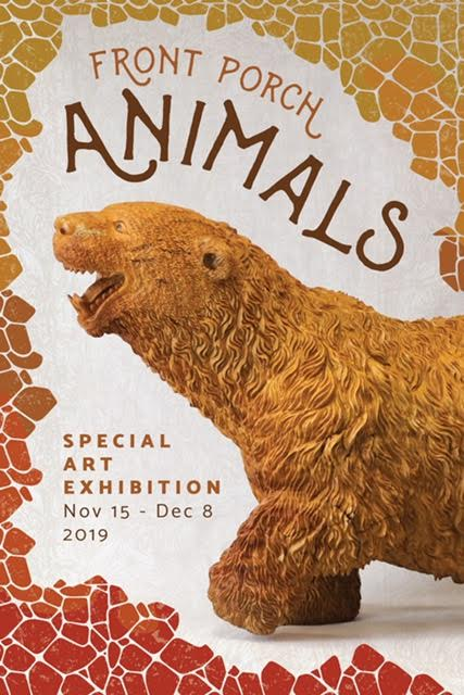 """""""Front Porch Animals"""" Exhibition – Opening Party Video"""