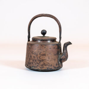 Japanese Copper Tea Kettle (teapot)