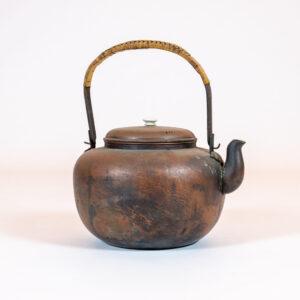 Japanese Copper Tea Kettle (teapot)