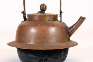 Japan Japanese Copper Tea Kettle (teapot) Teapots