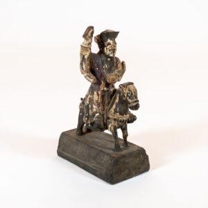 'Khong Zhao' a Zhu Zhong Fan, Shaman Priest Altar Figure