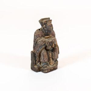 Nyut Hung, a Zhu Zhong Fan, Shaman Priest Altar Figure
