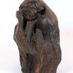 Daruma Carving