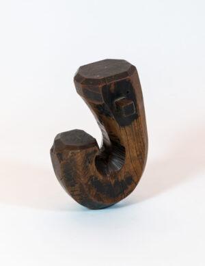 Japan Jizai Kagi (Hearth Hook) Shelf-Top