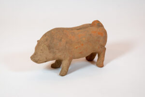 Chinese Funerary Object or Pig Spirit Vessel