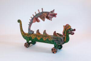 Indonesia Contemporary Animal Sculpture Shelf-Top