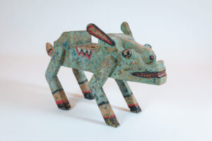 Indonesia Contemporary Animal Sculpture Shelf-Top